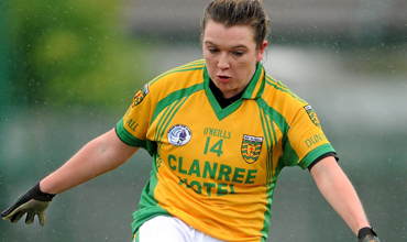 Dublin v Donegal - TESCO HomeGrown Ladies National Football League Division 1 Round 2