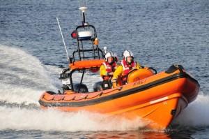Bundoran RNLI Lifeboat crew
