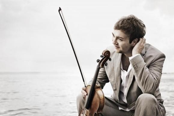 German violist Nils Mönkemeyer