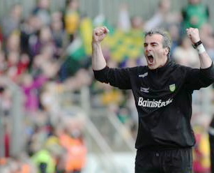 Jim McGuinness has said he could remain on as Donegal manager for a fifth season.