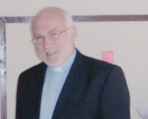The late Rev Dr Stewart Jones.