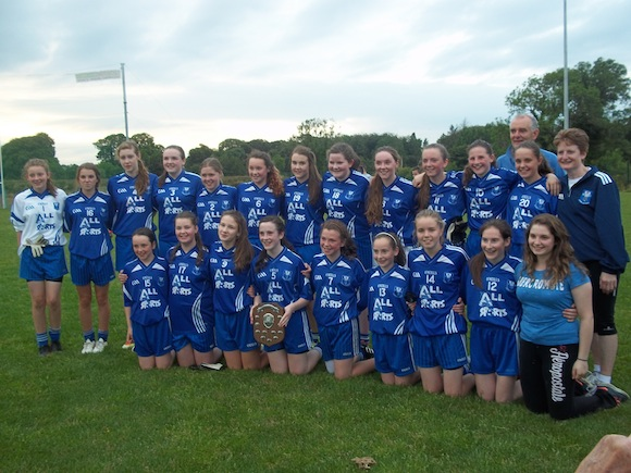 FOUR MASTERS: Are new County C Champions