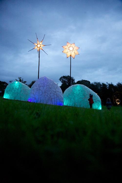 The 2013 Loinnir Sculpture Trail