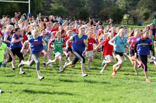 Donegal Schools Cross Country 17