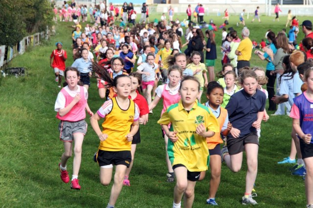 Donegal Schools Cross Country 22