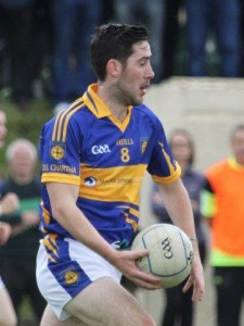 Mark McHugh knows Kilcar need to win and possibly win well if they're to have any chance of progressing to the last eight of the Donegal SFC.