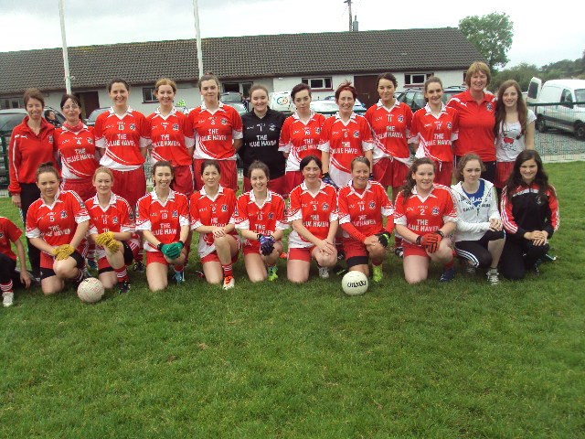 The  Killybegs  team that  defeated Termon on Sunday