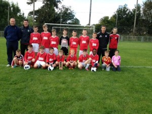 cappry under 12s