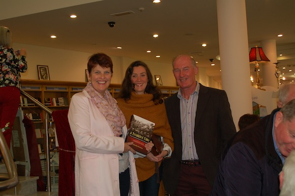 Therese & Colm Campbell with Michelle McKee