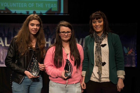DYS Special Recognition Award Winners