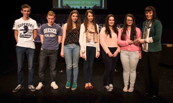 DYS Youth Initiative of the Year winners