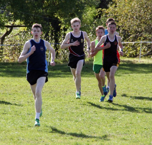Donegal Secondary Schools Cross Country at Finn Valley 4