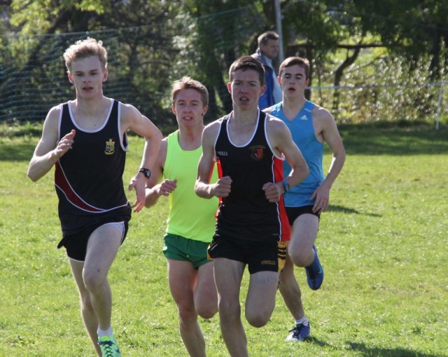 Donegal Secondary Schools Cross Country at Finn Valley 5