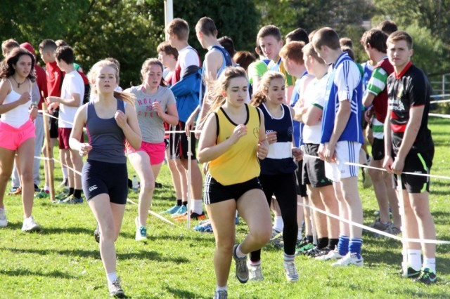 Donegal Secondary Schools Cross Country at Finn Valley 7