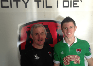 Dunleavy-Signs-New-Contract-2015