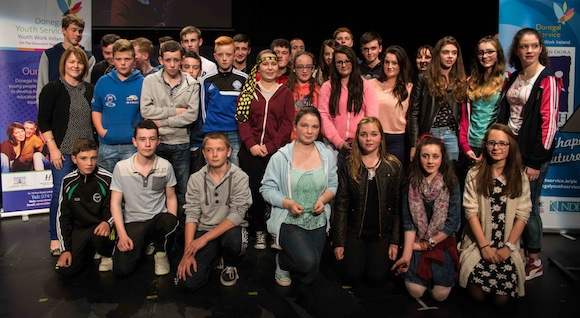 Youth Club of the Year Joint Winners Chriost Ri