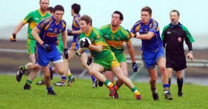 Gareth Concarr will be a key man for Ardara, as they seek to secure their passage to the knock-out stages of the Donegal SFC.