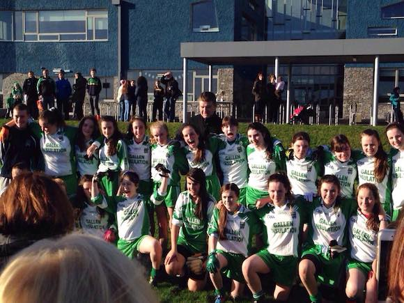 MacCumhaills: County C Champions 2014