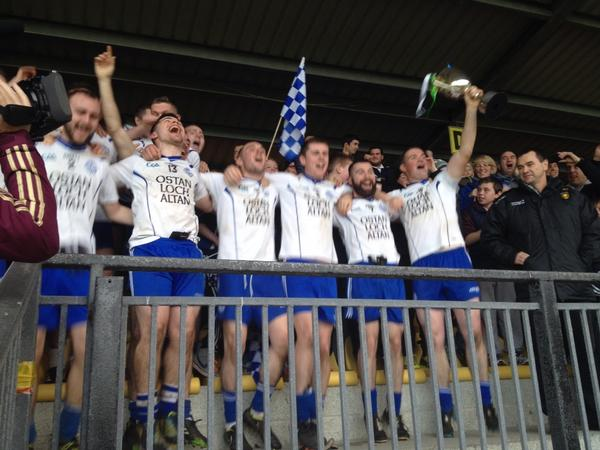 County Champs Cloughaneely