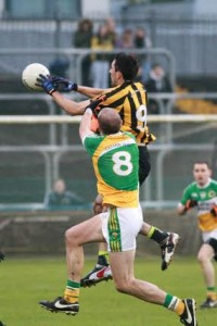 St Eunan's have already beaten Glenswilly in the final