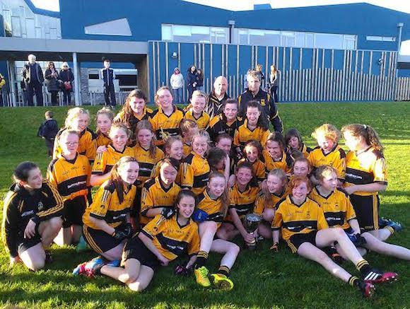 County A U13 Champions St Eunan's