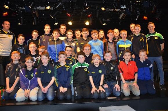 Glenswilly boys Under 13 Team