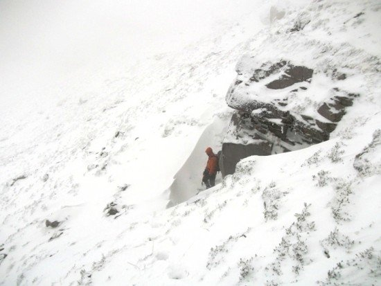 Winter Mountain Donegal