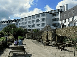 The Shandon Hotel which has been closed since 2012 is up for auction next month.