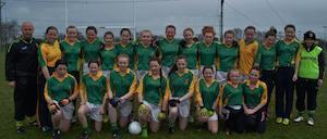 Donegal U14 League team. Pic Donal O'Searcaigh