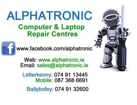 Alphatronic are hiring.