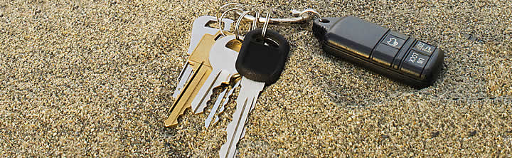 LOST: DID YOU FIND A SET OF CAR KEYS? – Donegal Daily