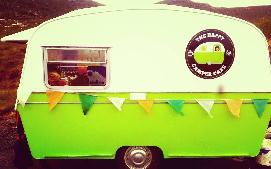 Image result for maria happy camper donegal woman