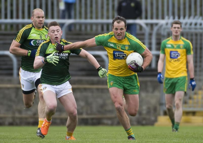 Michael Murphy and Neil McGee forced off in club fixture