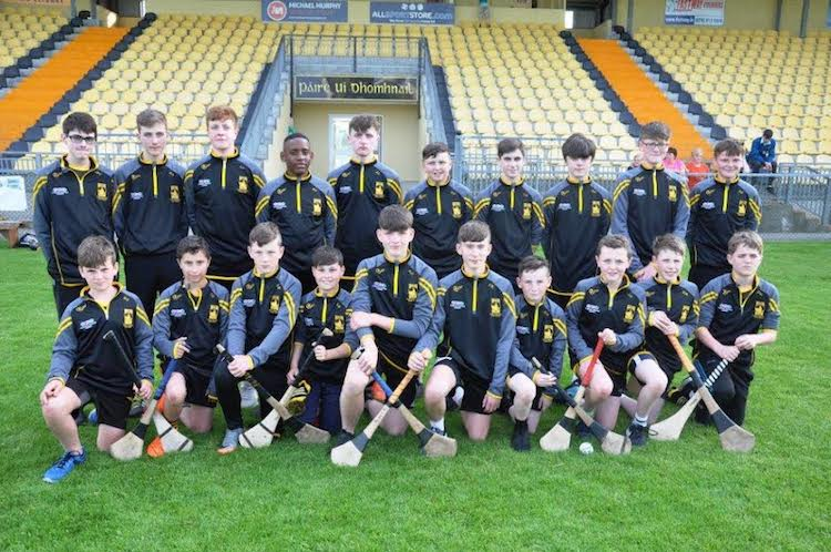 St Eunan's ready to represent Donegal at All-Ireland Féile – Donegal