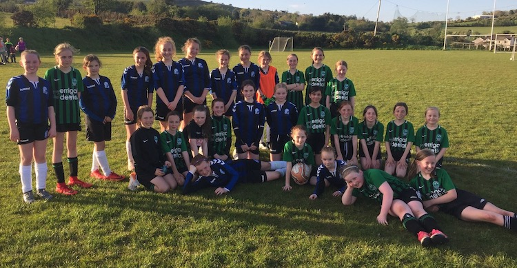 Here's the latest from Donegal Women's League U16 and U12