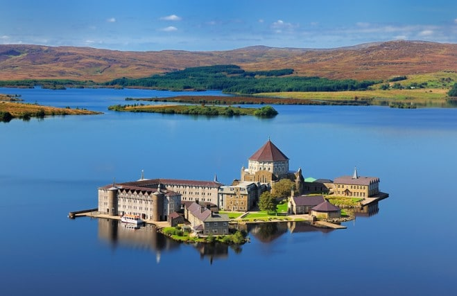 Record high increase in numbers of pilgrims to Lough Derg