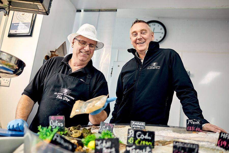 New Donegal seafood experience is making waves - Donegal Woman
