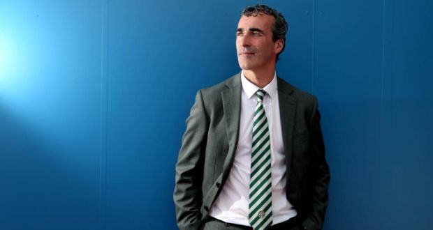 Jim McGuinness aims to go 'through the ceiling' in new soccer role