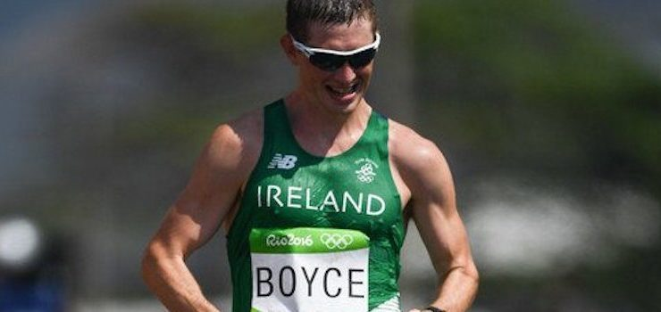 Olympian Boyce swaps singlets – and gets set for European Walks Cup