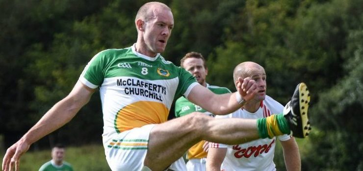 Glenswilly strike late in the day to see off Milford