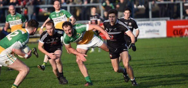 Glenswilly overcome nightmare start to win in Dungloe