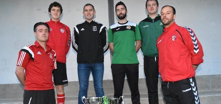 Ulster Senior League launch