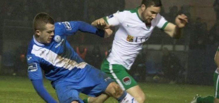 Injury time Ciaran O'Connor goal gives Finn Harps the three points against Sligo Rovers