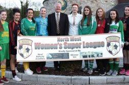 North West Women's Super League launch