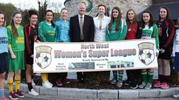 North West Women's Super League launch