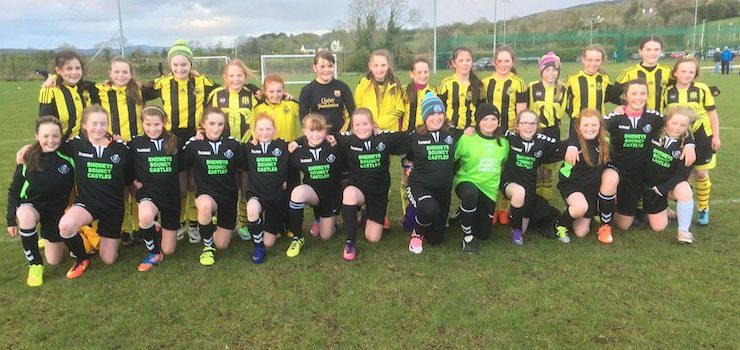 Donegal Women's League: Full round-up from Monday's Under-12 games