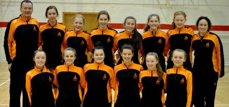 Letterkenny Blaze finish well at All-Ireland Club Championships