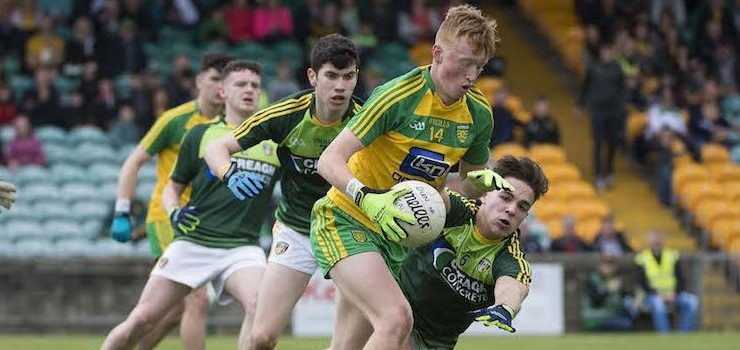 MacCumhaill's have too much for Milford in U-21B Championship semi-final
