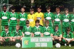 Donegal Schoolboys
