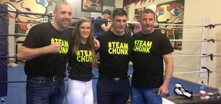Finn Valley boxer Michael Gallagher set for pro debut in September